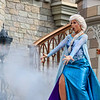 Mickey's Royal Friendship Faire: Elsa
