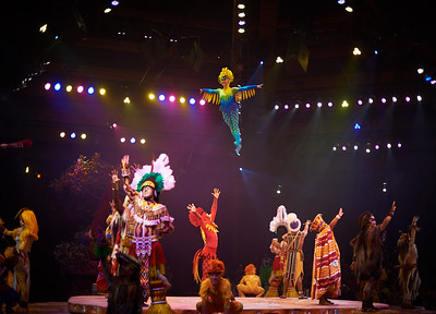 Festival of the Lion King Grand Finale