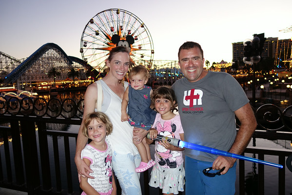 California Adventure Aug 14, 2014