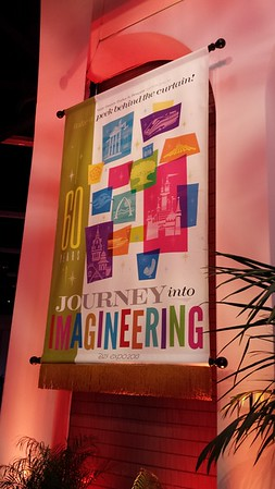 Imagineering Pavillion at 2013 D23 Expo