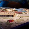 The re-imagined Downtown Disney - Disney Spring model.