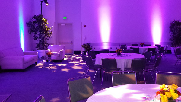 The D23 Expo Charter Members Lounge