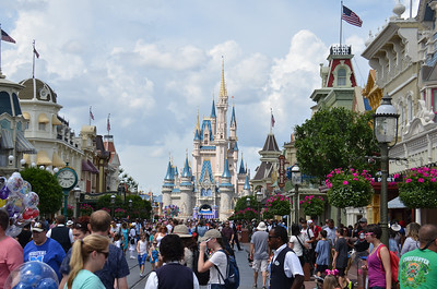 WDW April 2015 Trip with Mary - Village People