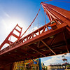 "The old Golden Gate Bridge in Disney California Adventure's Sunshine Plaza. <br /> <br /> More on ""Extinct"" DCA: <a href=""http://www.disneytouristblog.com/disney-california-adventure-extinct/"">http://www.disneytouristblog.com/disney-california-adventure-extinct/</a>"