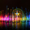 <b>Disneyland Resort Disney California Adventure World of Color</b>  One of Steve Davison's masterpieces, World of Color is a really amazing show. Read more: http://www.disneytouristblog.com/tag/world-of-color/