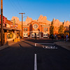 "Sunset on Cars Land in Disney California Adventure. <br /> <br /> See more Cars Land photos by Tom Bricker: <a href=""http://www.disneytouristblog.com/cars-land-photos/"">http://www.disneytouristblog.com/cars-land-photos/</a>"