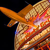 """Taste Pilots' Grill back in the day when it had its airplane on the front. <br /> <br /> More on """"Extinct"""" DCA: <a href=""""http://www.disneytouristblog.com/disney-california-adventure-extinct/"""">http://www.disneytouristblog.com/disney-california-adventure-extinct/</a>"""