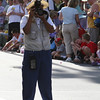 A Disney Photographer at work.