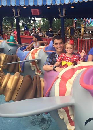 Disney May 2015