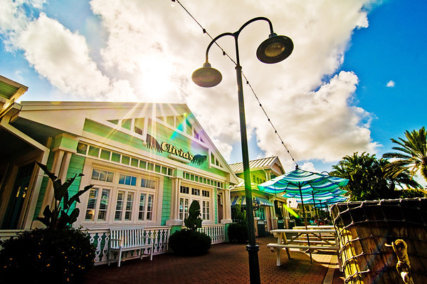 """A wide angle photo of Olivia's at Disney's Old Key West Resort shot with the Tokina 11-16mm f/2.8 lens. <br /> <br /> Lens review: <a href=""""http://www.disneytouristblog.com/tokina-11-16mm-f2-8-ultra-wide-angle-lens-review/"""">http://www.disneytouristblog.com/tokina-11-16mm-f2-8-ultra-wide-angle-lens-review/</a>"""