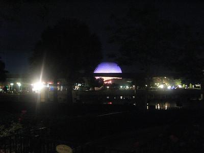April - Disney World