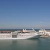 Carnival cruise ships at Port Canaveral
