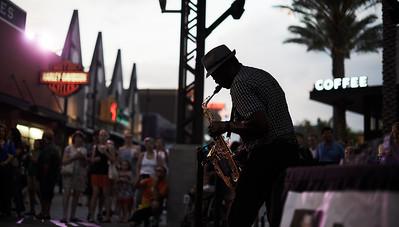 Don Black Sax