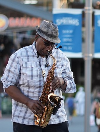 Don Black Sax