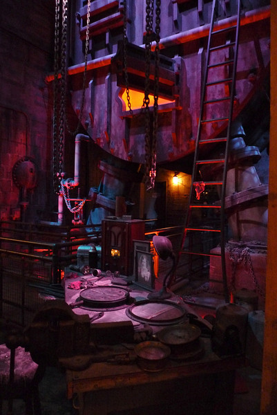 Hollywood Tower of Terror, Disneyland CA.