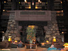 Lobby of Grand Californian Hotel