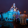 "Night photo of Le Chateau de la Belle au Bois Dormant at Disneyland Paris. <br /> <br /> Hundreds of Disneyland Paris photos in our trip report! <a href=""http://www.disneytouristblog.com/disneyland-paris-2012-trip-report/"">http://www.disneytouristblog.com/disneyland-paris-2012-trip-report/</a>"