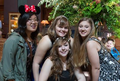 Disneyland Sarah's 16th April 2017