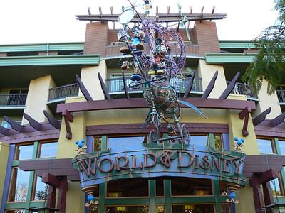 Disneyland - Day 2 - November 2006