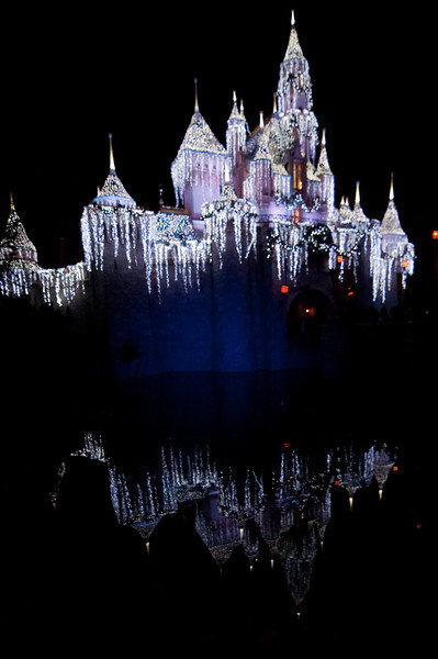 Disneyland December 23 2009