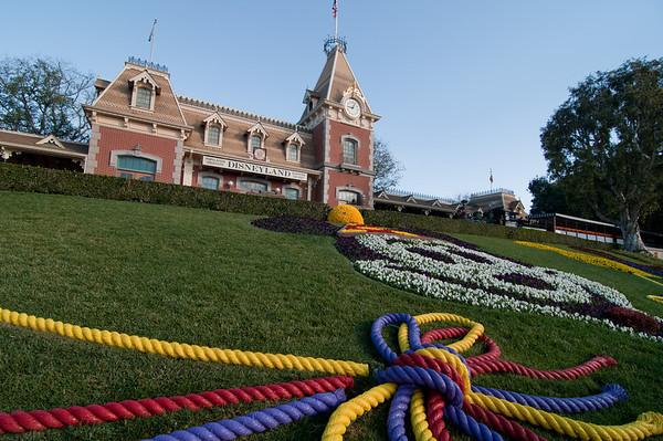 Disneyland Jan 17 2010