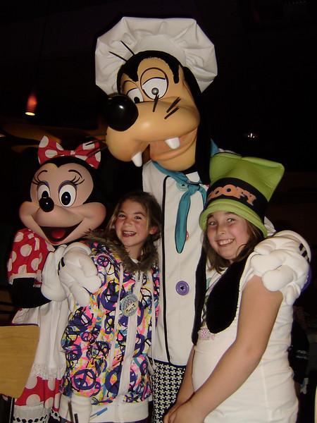 Disneyland March 9 2010