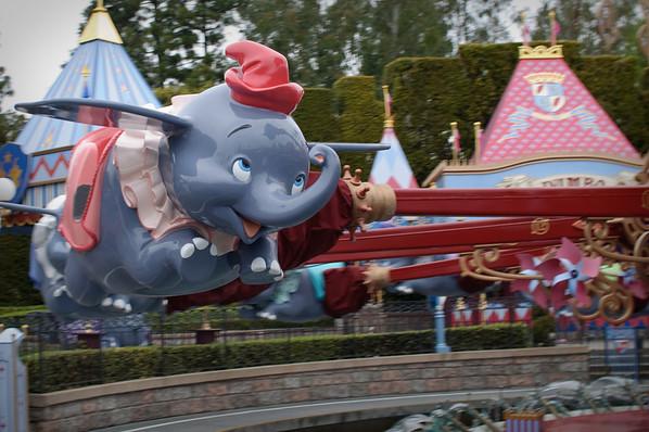 Disneyland March 14th 2009