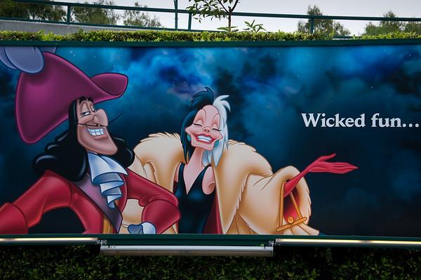 Disneyland September 28 2009