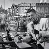 Good ole Ronny Reagan during the Disneyland opening in 1955.