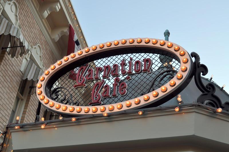 Carnation Cafe