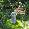 The Graveyard at the Haunted Mansion - Disneyland