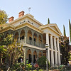 The Haunted Mansion - Disneyland