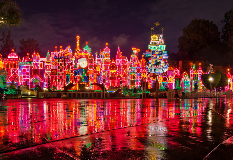 Disneyland Tombricker
