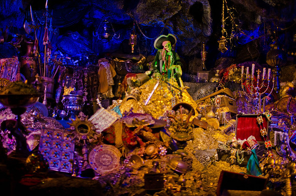 """Pirates of the Caribbean is a must ride at Disneyland; it's significantly longer and better than the Walt Disney World version. <br /> <br /> More Disneyland trip planning tips: <a href=""""http://www.disneytouristblog.com/disneyland-first-time-visit-2012/"""">http://www.disneytouristblog.com/disneyland-first-time-visit-2012/</a>"""