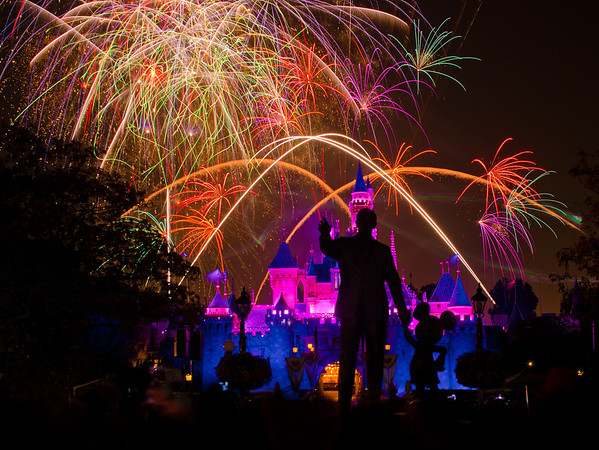"""Remember... Dreams Come True"" features classic Disneyland attraction clips, all set to fireworks! <br /> <br /> Need assistance planning a trip to Disneyland? Read our comprehensive tips:  <a href=""http://www.disneytouristblog.com/disneyland-first-time-visit-2012/"">http://www.disneytouristblog.com/disneyland-first-time-visit-2012/</a>"
