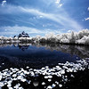 """Expedition Everest at Disney's Animal Kingdom shot with a Nikon D70 infrared converted camera. Looks like it snowed in the mountains!<br /> <br /> More infrared Disney photos: <a href=""""http://www.disneytouristblog.com/photos-of-snow-in-disney-infrared-photography-disneyland-walt-disney-world/"""">http://www.disneytouristblog.com/photos-of-snow-in-disney-infrared-photography-disneyland-walt-disney-world/</a>"""