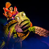 Finding Nemo: The Musical...best stage show at Walt Disney World!