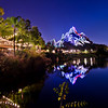 Ever done Expedition Everest at night? It's a BLAST!