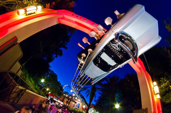 """A fisheye lens can give you a fun perspective of Walt Disney World! <br /> <br /> Read our fisheye lens review: <a href=""""http://www.disneytouristblog.com/8mm-fisheye-samyang-rokinon-lens-review/"""">http://www.disneytouristblog.com/8mm-fisheye-samyang-rokinon-lens-review/</a>"""