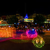 "44 second exposure of SpectroMagic. Can we get this back for some summer Limited Time Magic? PLEASE!<br /> <br /> SpectroMagic photos: <a href=""http://www.disneytouristblog.com/spectromagic-parade-photos/"">http://www.disneytouristblog.com/spectromagic-parade-photos/</a>"
