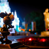 "Minnie gazing at Walt Disney & Mickey Mouse in Walt Disney World at Christmas. Photo taken with the Sigma 30mm f/1.4 lens. <br /> <br /> Lens review: <a href=""http://www.disneytouristblog.com/sigma-30mm-f1-4-lens-review/"">http://www.disneytouristblog.com/sigma-30mm-f1-4-lens-review/</a>"