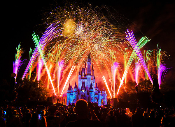 """HalloWishes fireworks at Mickey's Not So Scary Halloween Party might be the best fireworks of the year. What do you think? <br /> <br /> Some of my favorite HalloWishes photos: <a href=""""http://www.disneytouristblog.com/hallowishes-fireworks-mickeys-not-so-scary-halloween-party-photos/"""">http://www.disneytouristblog.com/hallowishes-fireworks-mickeys-not-so-scary-halloween-party-photos/</a>"""