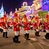 "Toy Soldiers in Mickey's Once Upon a Christmastime Parade. Photo taken with the Sigma 30mm f/1.4 lens. <br /> <br /> Lens review: <a href=""http://www.disneytouristblog.com/sigma-30mm-f1-4-lens-review/"">http://www.disneytouristblog.com/sigma-30mm-f1-4-lens-review/</a>"