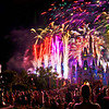 "The finale of the Wishes! fireworks at Walt Disney World. <br /> <br /> Photographed with the Tokina 11-16mm f/2.8 lens. Review: <a href=""http://www.disneytouristblog.com/tokina-11-16mm-f2-8-ultra-wide-angle-lens-review/"">http://www.disneytouristblog.com/tokina-11-16mm-f2-8-ultra-wide-angle-lens-review/</a>"
