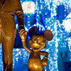 "<b>Walt Disney World Resort Magic Kingdom Christmas on Main Street, USA</b>  Walt Disney & Mickey Mouse--Partners Statue with beautiful Christmas bokeh behind it!  For more photos and information about Christmas at Walt Disney World, check out my <a href=""http://www.disneytouristblog.com/disney-world-christmas-ultimate-guide/"">Walt Disney World Ultimate Christmas Guide</a>"
