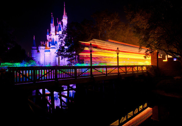 """#1 on my list of the Top 10 Interesting Cinderella Castle Photo Spots. See the other 9: <a href=""""http://www.disneytouristblog.com/cinderella-castle-photo-spots/"""">http://www.disneytouristblog.com/cinderella-castle-photo-spots/</a>"""
