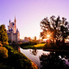 "<b>Dreamy Sunrise Over Cinderella Castle</b>  Before we traveled to Walt Disney World the week between Christmas and New Year's, which is notoriously the busiest week of the year, a lot of people asked us whether we were crazy. Yes, of course we are, but that had nothing to do with our decision to visit during that week. The decision to bear those brutal crowds was made easy for us thanks to the extended operating hours and impressive New Year's Eve fireworks shows. And although we're not fans of large crowds (I'm betting not many of you have ""large crowds"" listed as a Facebook interest, though!), we can deal with them if necessary. We've done the attractions enough that not being able to experience all of our favorites wasn't a big deal.  Read more: http://www.disneytouristblog.com/dreamy-sunrise-over-cinderella-castle/"