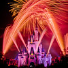 "Wishes fireworks at Walt Disney World, photographed with a Sigma 30mm f/1.4 lens. <br /> <br /> Lens review: <a href=""http://www.disneytouristblog.com/sigma-30mm-f1-4-lens-review/"">http://www.disneytouristblog.com/sigma-30mm-f1-4-lens-review/</a>"