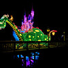 """Pete and his dragon, Elliott, in the Main Street Electrical Parade! <br /> <br /> For more MSEP photos, visit: <a href=""""http://www.disneytouristblog.com/main-street-electrical-parade-disney-world-photos/"""">http://www.disneytouristblog.com/main-street-electrical-parade-disney-world-photos/</a>"""