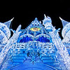 "<b>Walt Disney World Resort Magic Kingdom Christmas on Main Street, USA</b>  Here's a photo looking up at the Dream Lights on Cinderella Castle during Christmas at Walt Disney World. Such a beautiful sight!  For more photos and information about Christmas at Walt Disney World, check out my <a href=""http://www.disneytouristblog.com/disney-world-christmas-ultimate-guide/"">Walt Disney World Ultimate Christmas Guide</a>"